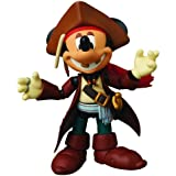 Medicom Mickey Mouse: Jack Sparrow Miracle Action Figure [Toy] (japan import)