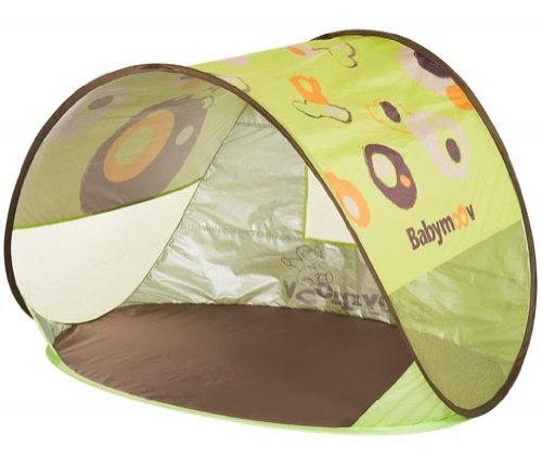 Preisvergleich Produktbild Babymoov A038203 - Anti UV Schutzzelt braun/anisgrün