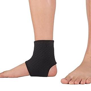 oxgrow (TM) Hot Sale atmungsaktiv Fußgelenkstütze Schutz Elastic Ankle Support Wrap Pad Guard