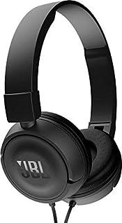 JBL T450 - Auriculares Supraaurales con Micrófono, negro (B01MCU4ZCC) | Amazon Products