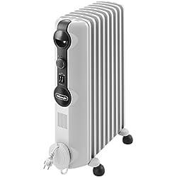 De'Longhi TRRS 0920 Interior Color blanco 2000W Radiador - Calefactor (Radiador, Interior, Color blanco, Giratorio, 2000 W, 900 W)
