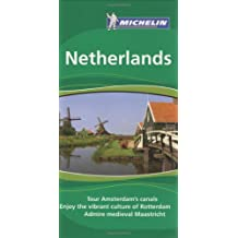 Netherlands Tourist Guide (Michelin Green Guides)