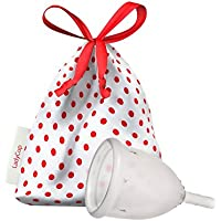LadyCup taille S(mall) - Coupe Menstruelle - Transparente