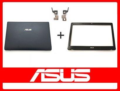eathtek Ersatz-LCD-Backcover Deckel mit Front Blende für ASUS K52K52F K52J A52X 52K52JR Serie, Kompatibel mit Teilenummer 13GNXM1AP011 -