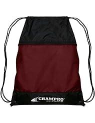 Champro Cordon Sackpack, Bordeaux, 45,7x 35,6cm