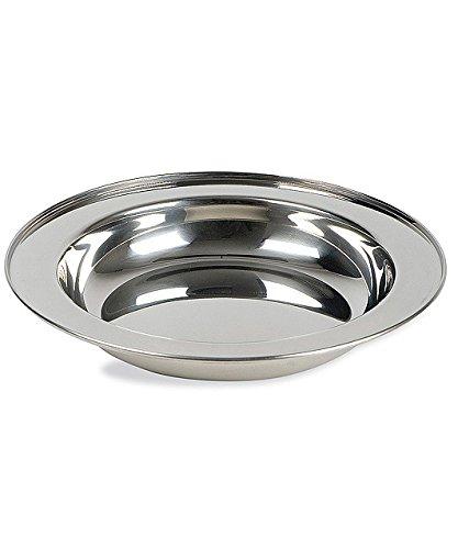 Tatonka Soup Plate - Edelstahl Teller