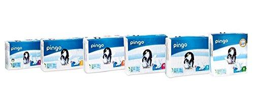 Preisvergleich Produktbild Couches PINGO Taille 5 12/25kg (144 couches)
