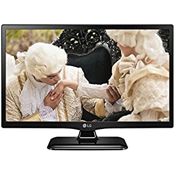 LG - 24MT47D - TV - LED VA - 24'' (60 cm) - Noir