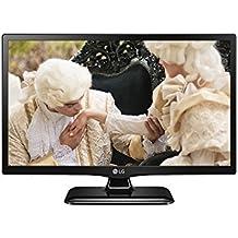 """LG 24MT47D - Televisor FWXGA de 24"""" (768x1366), color negro"""