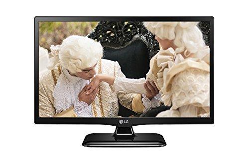"""LG 24MT47D 24"""" HD ready Nero LED TV"""