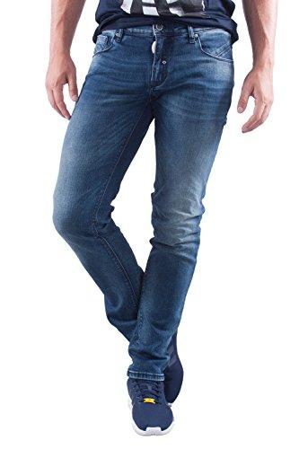 ANTONY MORATO - Jeans skinny fit da uomo fredo w00727 42/26 (w28) denim