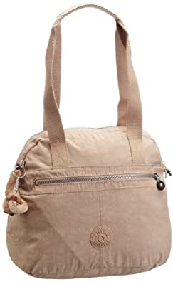 Kipling Women's Erine Shoulder Bag Caffe Latte K15259