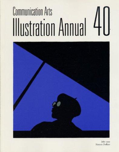 Communication Arts Illustration Annual 1999,No.40