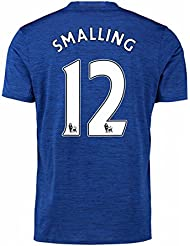 2016-17 Manchester United Away Shirt (Smalling 12)