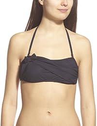 Livia Parte superior del bikini sin tirantes para mujer