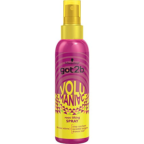 Schwarzkopf Got2Be Volumaniac Root Lifting Spray 150ml (Boost Volume Root)