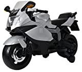 RCS toys Kid's Ride-on Licensed BMW K1300S Model Bike (Multicolour)