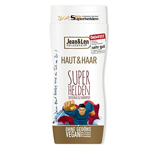 Jean & Len Duschgel & Shampoo Superhelden, 230 ml