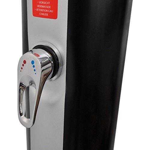 vidaXL Solardusche 35 Liter Einmebelmischer
