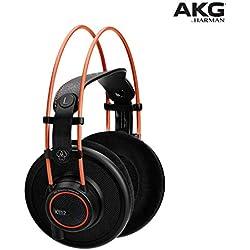 AKG - K712PRO - Casque Monitoring Professionnel - Noir