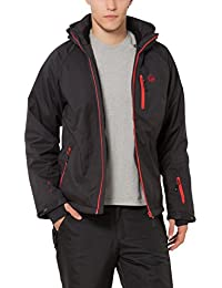 Ultrasport Herren Winter-/Skijacke Everest mit Ultraflow 10.000