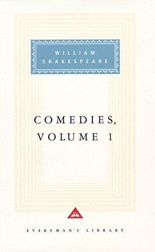 Comedies-Volume-1-v-1-Everyman-Signet-Shakespeare