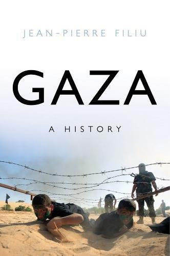 Gaza: A History por Jean-Pierre Filiu