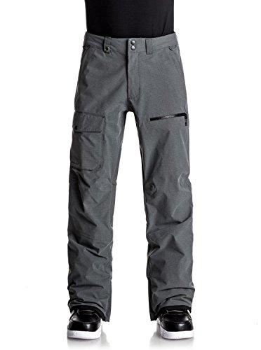 Quiksilver Utility - Snow Pants - Snow-Hose - Männer - M - Schwarz (Quiksilver Snowboard-hose)