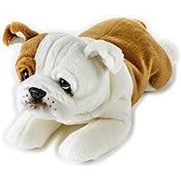 Lelly lelly742288 39 cm rinqhio Toro Perro de peluche tumbado