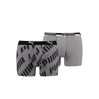 calzoncillos boxer puma hombre