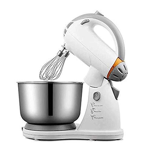 DWLXSH Standmixer Küchen Unverzichtbar Hand elektrische Ei-Beater 12-Gang-Speed-Control Design Verschiedene Zutaten angepasst werden kann entsprechend