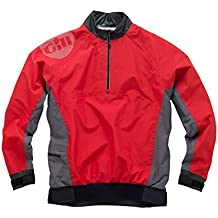 Gill - Pro Top, color red, talla S