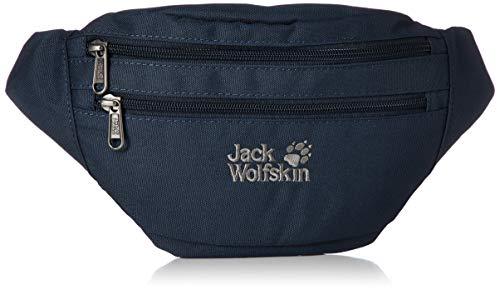 Jack Wolfskin Unisex Hüfttasche Hokus Pokus, night blue, 15 x 32 x 8 cm, 2 liters, 86472-1010