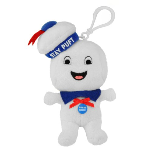 Gear 4 Games E-MOVI-617F - Cazafantasmas - Peluche - Mini Stay Puft