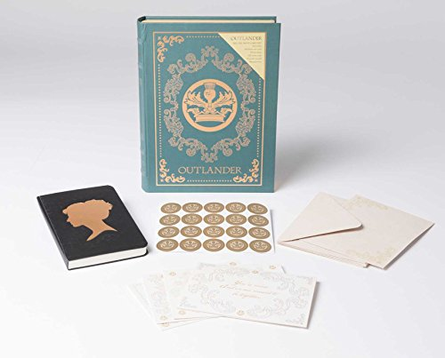 Outlander: Deluxe Note Card Set (With Keepsake Book Box) (Stationery)