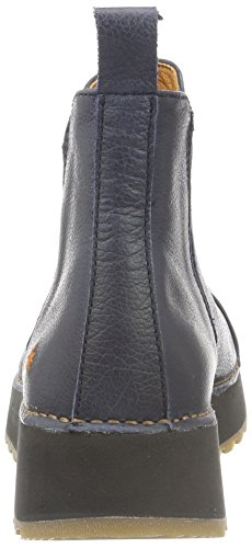 Blau Heathrow Kurzschaft Stiefel blue Damen Art wFfIWxqv8c