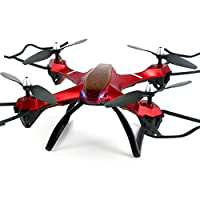 Hanbaili High Speed Racing Quadcopter Drone,2.4GHz 6 Axis RC Remote Control with 360 Stunts Mobile App Altitude Hold