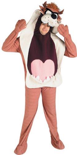 rubies 16400 rubies 16400 kostam taz looney tunes - Taz Looney Tunes Kostüm
