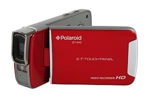Polaroid ID1440-RED Caméoscope Numérique Full HD 14 Mpix 1080p Rouge