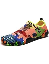 Saguaro® Mesh Respirant Unisexe Glissement Sur Les Chaussures À Séchage Rapide Aqua Eau 04D9J8