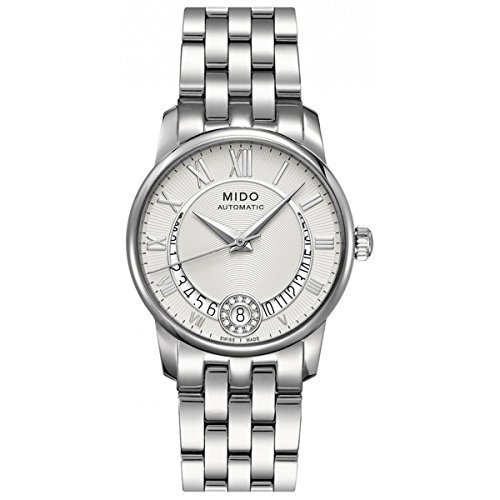 Mido Women's Automatic Watch XS Analog Stainless Steel M0072071103800