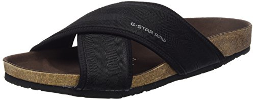 G-Star Raw Command Sandal, Sandali Donna, Nero (Black), 44