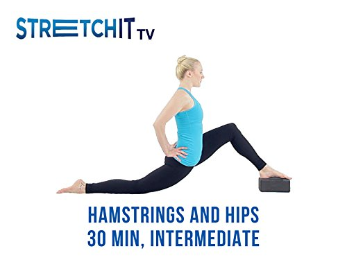 Get Your Splits - Hamstrings and Hips (30 min, Intermediate)