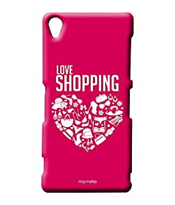 Love Shopping - Sublime case for Sony Xperia Z3