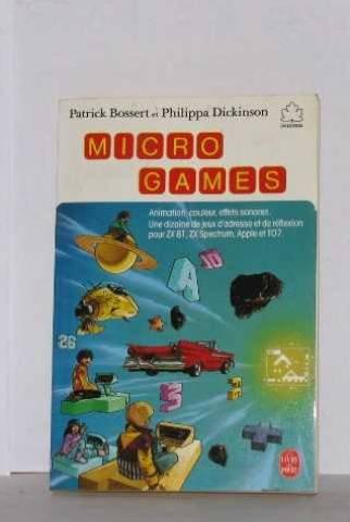 pdf micro games programmation de jeux pour zx81 zx spectrum apple to7 epub best books to read