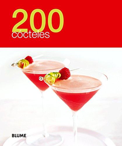 200 Cócteles (200 Recetas) por Aa.Vv.
