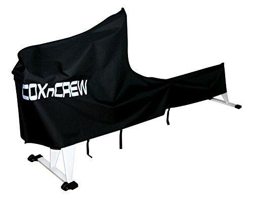 COXnCREW Robuste Abdeckung für Rudergerät mit Concept2 Model E Schwarz