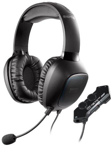 Creative Sound Blaster Tactic360 Sigma Gaming Headset für Xbox 360 (Sigma Creative)