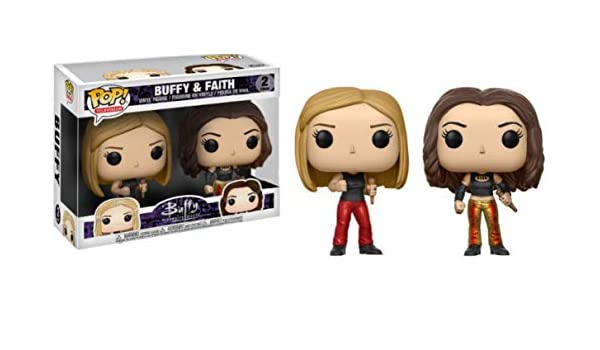 3.75 inches Buffy The Vampire Slayer Anniversary 20th No POP Vinylfigur Funko 25201 TV Multi Faith BTVS 25th