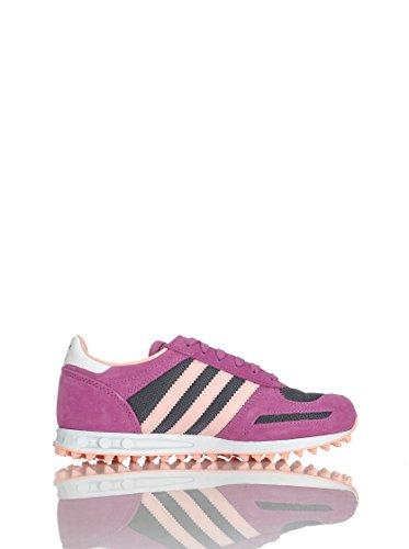 adidasLA Trainer K-5 - Stivaletti Unisex – Bambini Purple / Coral Pink / Lead